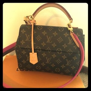 Louis Vuitton Cluny BB